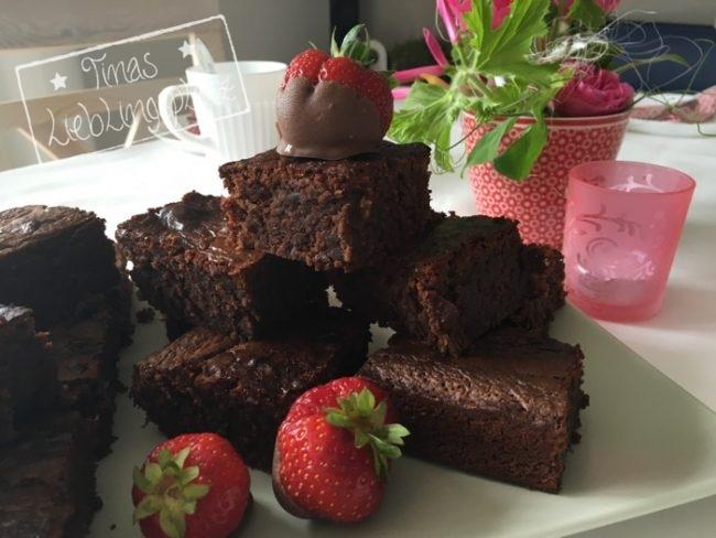 Erdbeer_Brownies